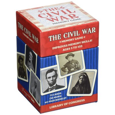 POMEGRANATE CIVIL WAR MEMORY GAME