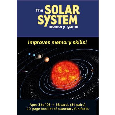 POMEGRANATE SOLAR SYSTEM MEMORY