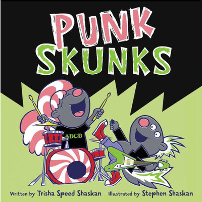 HARPERCOLLINS PUBLISHING PUNK SKUNKS