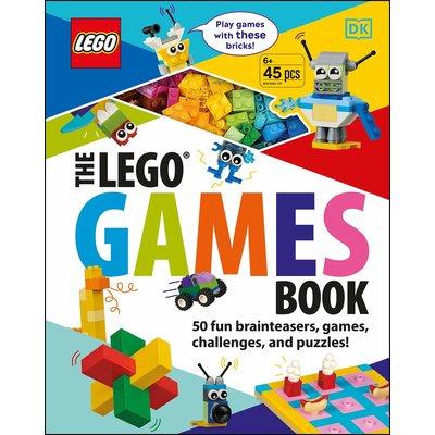 DK PUBLISHING LEGO GAMES BOOK PB KOSARA
