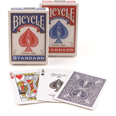 SPRINGBOK BICYCLE PLAYING CARDS