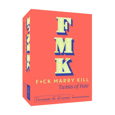 CHRONICLE PUBLISHING FMK: TWISTS OF FATE