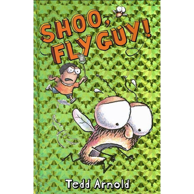 SCHOLASTIC FLY GUY 3 SHOO FLY GUY HB ARNOLD