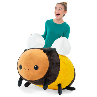 SQUISHABLE MASSIVE BUMBLEBEE SQUISHABLE