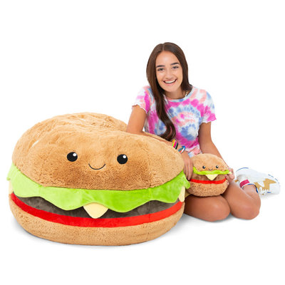 SQUISHABLE MASSIVE HAMBURGER SQUISHABLE