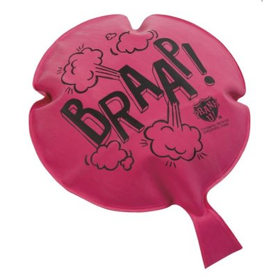 TOYSMITH WHOOPEE CUSHION UN-INFLATED