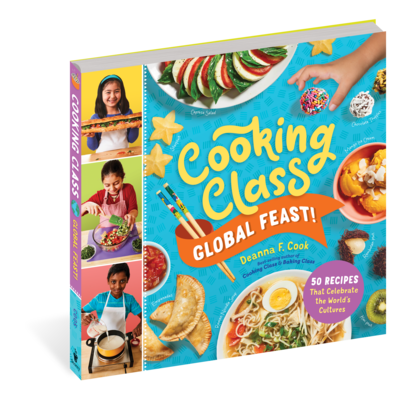 WORKMAN PUBLISHING COOKING CLASS GLOBAL FEAST PB COOK