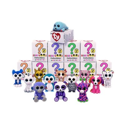 TY MINI BOOS BLIND BOX SERIES 2