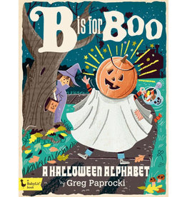 GIBBS SMITH B IS FOR BOO