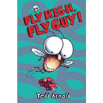 SCHOLASTIC FLY GUY 5 FLY HIGH FLY GUY HB ARNOLD