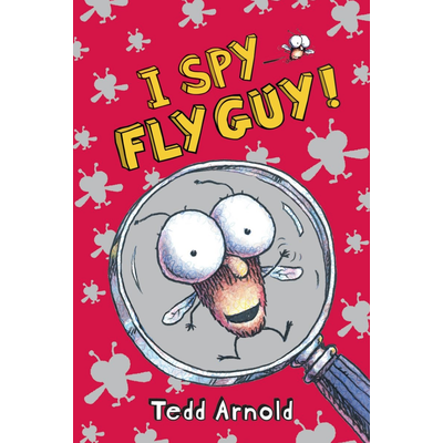 SCHOLASTIC FLY GUY 7 I SPY FLY GUY HB ARNOLD