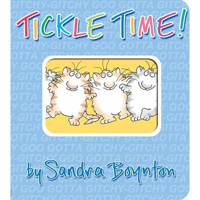 WORKMAN PUBLISHING TICKLE TIME BB BOYNTON