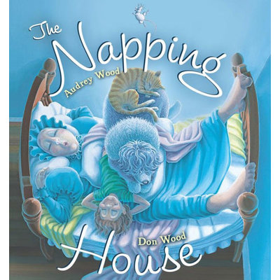 HOUGHTON MIFFLIN THE NAPPING HOUSE