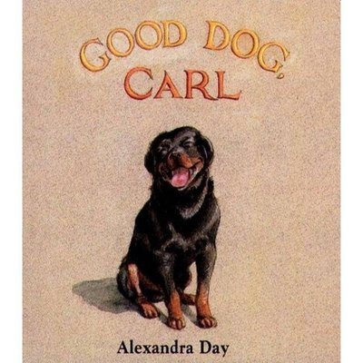 SIMON AND SCHUSTER GOOD DOG CARL BB DAY