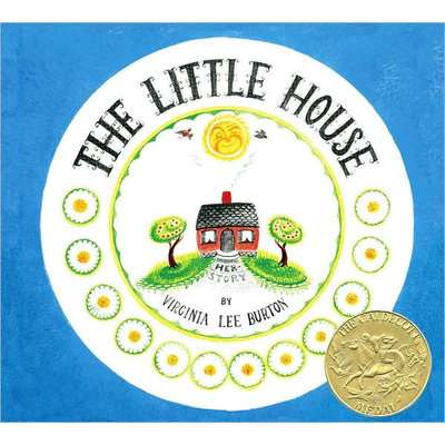 HOUGHTON MIFFLIN LITTLE HOUSE BB BURTON