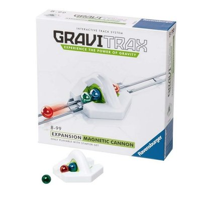 RAVENSBURGER USA GRAVITRAX EXPANSION MAGNETIC CANNON