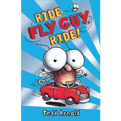 SCHOLASTIC FLY GUY 11 RIDE FLY GUY RIDE HB ARNOLD