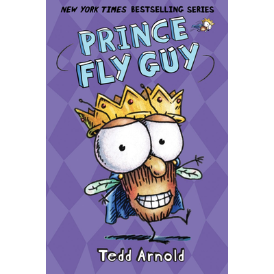 SCHOLASTIC FLY GUY 15 PRINCE FLY GUY HB ARNOLD