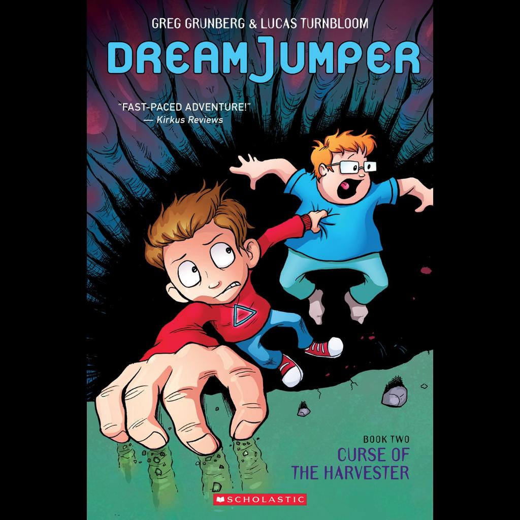SCHOLASTIC DREAM JUMPER: CURSE OF THE HARVESTER (DREAM JUMPER 2)