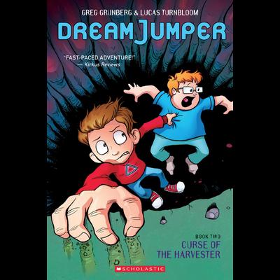 SCHOLASTIC DREAM JUMPER 2 CURSE OF THE HARVESTER PB GRUNBERG