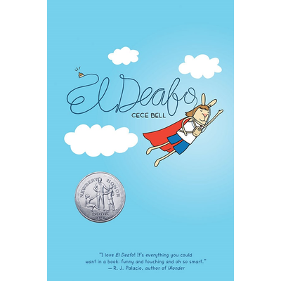 ABRAMS BOOKS EL DEAFO PB BELL