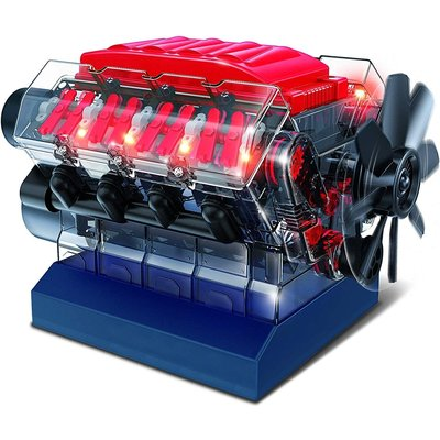 TEDCO V8 MODEL ENGINE