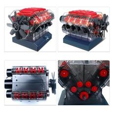 TEDCO V8 MODEL ENGINE