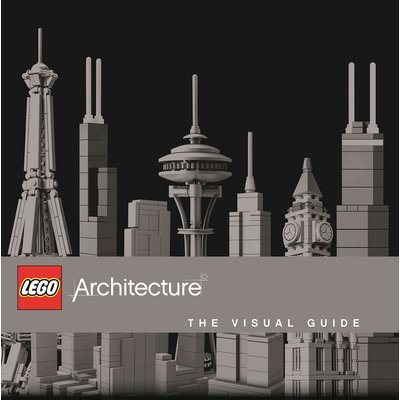 DK PUBLISHING LEGO ARCHITECTURE THE VISUAL GUIDE HB