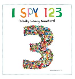 FIREFLY BOOKS I SPY 123: TOTALLY CRAZY NUMBERS!