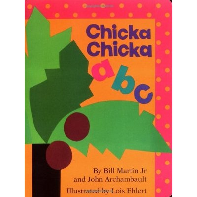 SIMON AND SCHUSTER CHICKA CHICKA ABC BB MARTIN