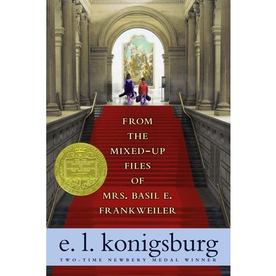 SIMON AND SCHUSTER FROM THE MIXED UP FILES MRS BASIL E FRANKWEILER PB KONIGSBURG