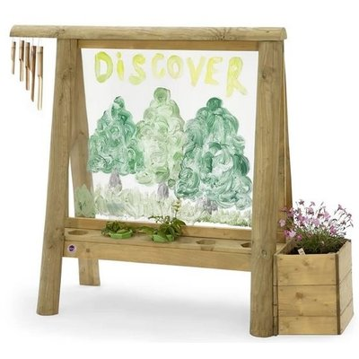 B4 ADVENTURE PLUM DISCOVERY PAINT & CREATE EASEL