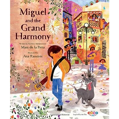 HACHETTE BOOK GROUP MIGUEL AND THE GRAND HARMONY