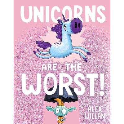 SIMON AND SCHUSTER UNICORNS ARE THE WORST HB WILLAN