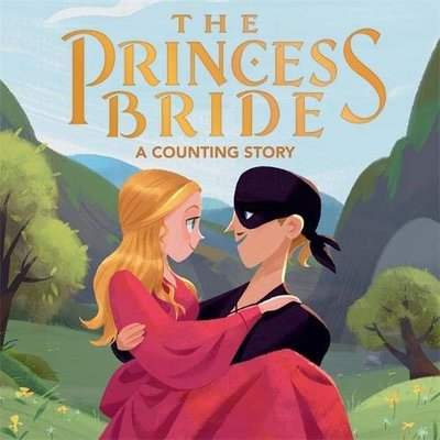LB KIDS PRINCESS BRIDE COUNTING BOOK BB WOLFE