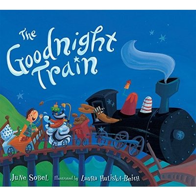 HOUGHTON MIFFLIN THE GOODNIGHT TRAIN