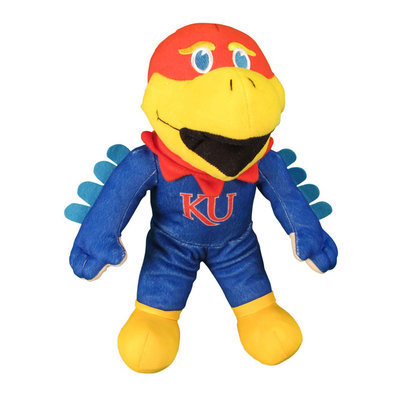 PENNINGTON BEAR COMPANY KANSAS JAYHAWK PLUSH