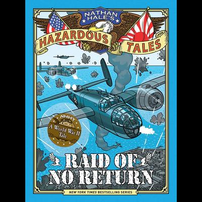 ABRAMS BOOKS HAZARDOUS TALES 7 RAID OF NO RETURN HB HALE