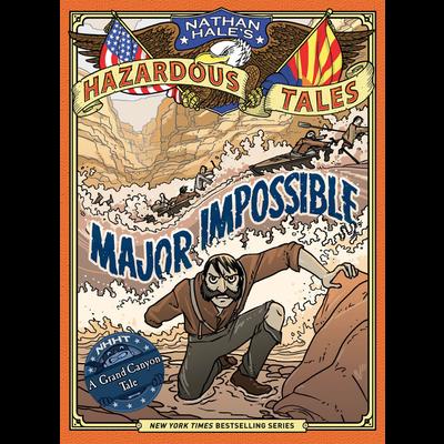 AMULET BOOKS HAZARDOUS TALES 9 MAJOR IMPOSSIBLE HB HALE