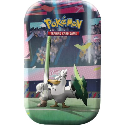 POKEMON INTERNATIONAL POKEMON GALAR POWER MINI TIN