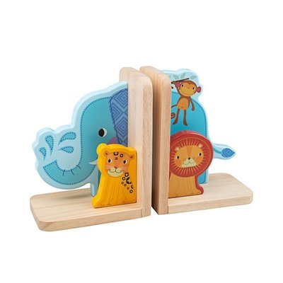BIGJIGS TOYS BOOKENDS
