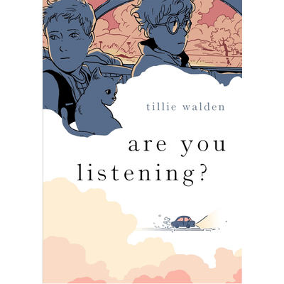 FIRST SECOND ARE YOU LISTENING PB WALDEN