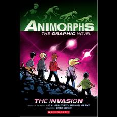 GRAPHIX ANIMORPHS 1 THE INVASION PB APPLEGATE