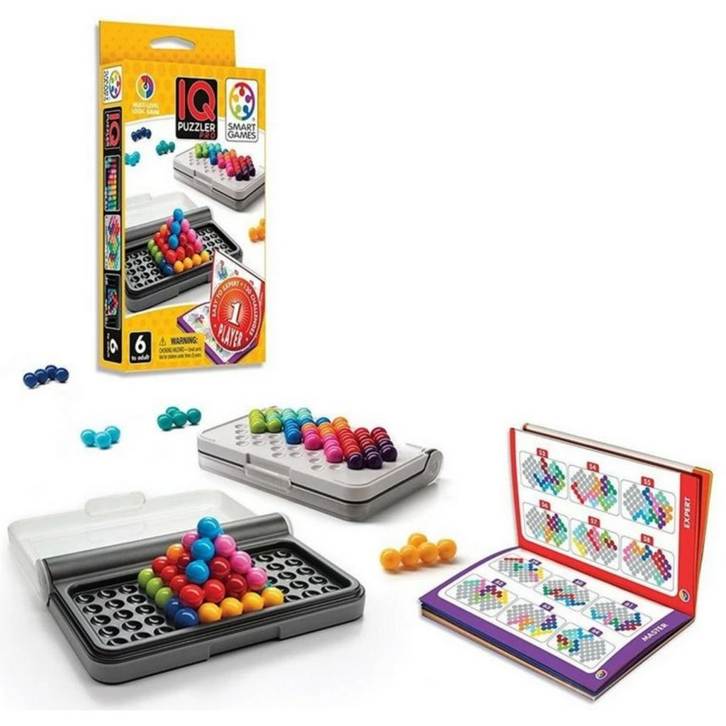 SMART TOYS AND GAMES IQ PUZZLER PRO
