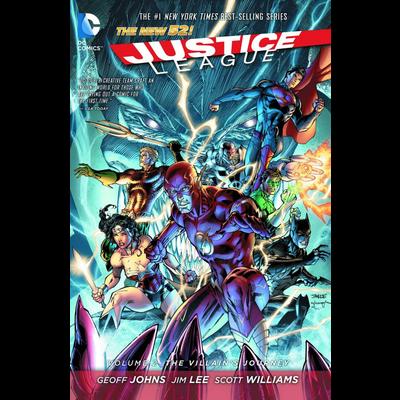 DC COMICS JUSTICE LEAGUE VOL 2 VILLAIN'S JOURNEY PB JOHNS