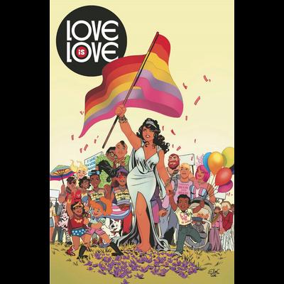 RANDOM HOUSE LOVE IS LOVE PB IDW*