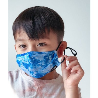 FYDELITY KIDS' FABRIC FACE MASK COVER