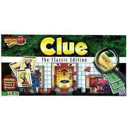 WINNING MOVES CLASSIC CLUE