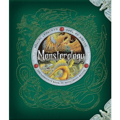 RANDOM HOUSE MONSTEROLOGY HB OLOGY