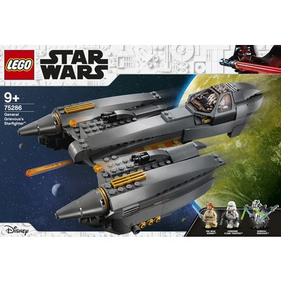 LEGO GENERAL GRIEVOUS'S STARFIGHTER